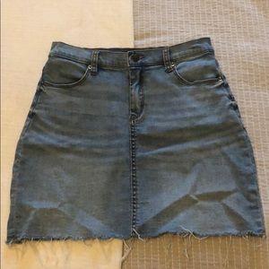 BDG Denim Skirt
